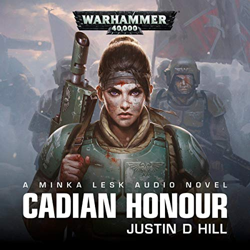 Cadian Honour audiobook cover art