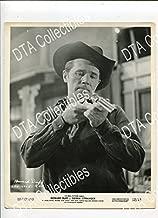 MOVIE PHOTO: SIERRA STRANGER-8x10-PROMOTIONAL STILL-HOWARD DUFF-1957 G/VG