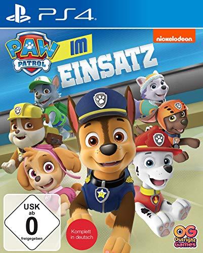 PAW Patrol: Im Einsatz - [PlayStation 4]