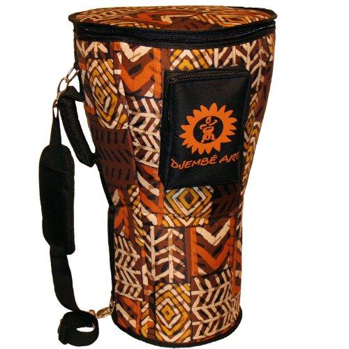 Djembe Art - fine drums - Das Original, Djembe Tasche, Bag1L, Large - Für Afrikanische Trommeln