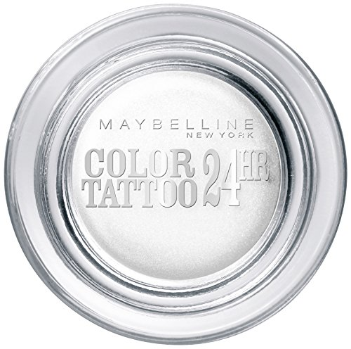 Maybelline Color Tattoo Eye Studio, Tono Infinite White 045 - 53 g