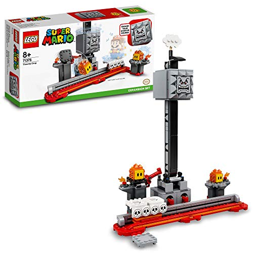 lego super mario twomp LEGO 71376 - Set di espansione Super Mario Thwomp