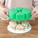 LFDHSF Accessori per la Cucina Triangolo Sushi Stampo Che Rende la Macchina Facile da Pulire Facile Fai da Te Food Grade Materiale PP più Sicuro