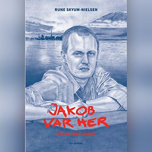 Jakob var her audiobook cover art
