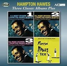 Three Classic Albums Plus (All Night Session Vol 1 / All Night Session Vol 2 / All Night Session Vol 3) by Hampton Hawes