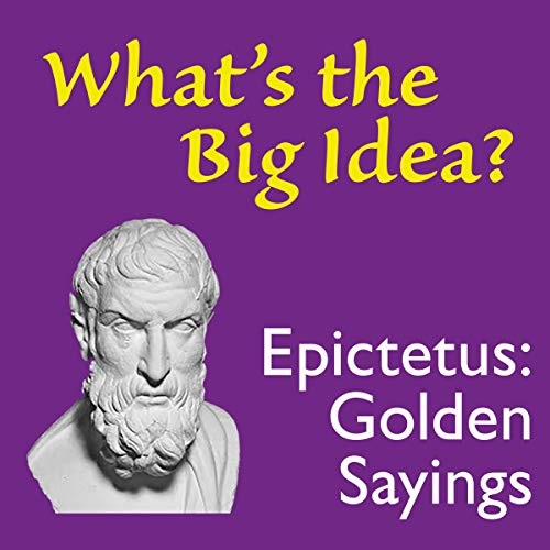 The Golden Sayings of Epictetus cover art