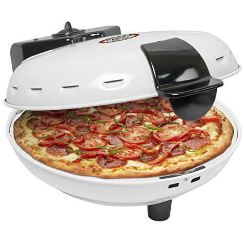 Bestron DLD9036 Pizza Bäcker Steinofenpizza selber machen