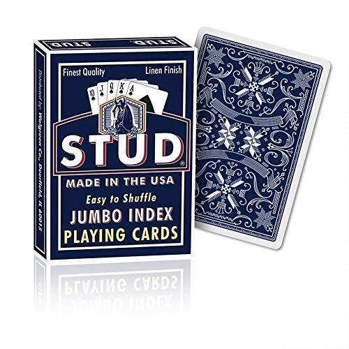 SOLOMAGIA Stud Standard Index Red Back