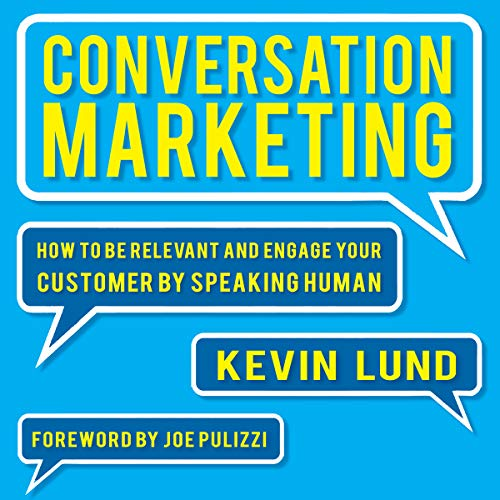 Page de couverture de Conversation Marketing