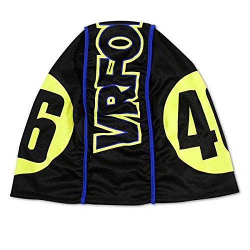 Valentino Rossi VR46 Moto GP 46 Stempel Helm Tas Officiële 2016