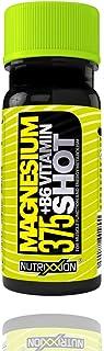 Nutrixxion MAGNESIUM 375mg SHOT con Vitamina B6 Set 60ml. FlavorName Citrus