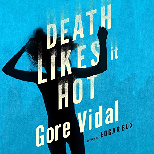 Death Likes It Hot cover art