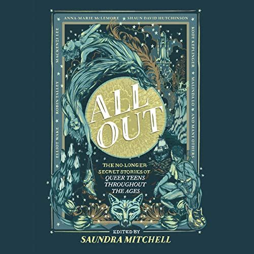 All Out audiobook cover art