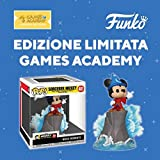 Funko Pop Sorcerer Mickey Mouse 481 Figure Disney Games Academy Limited Edition