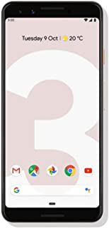 "Google Pixel 3 (5.5"", 4GB/64GB, SD 845) - Not Pink - [100% Australian Stock]"