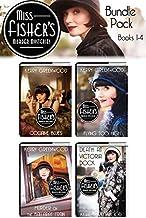 Miss Fisher's Murder Mysteries Bundle, Books 1-4