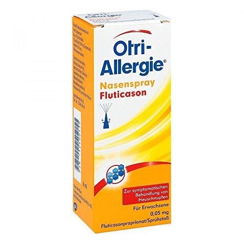 Otri-Allergie Nasenspray Fluticason, 6 ml Lösung