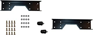 QSA Bolt-On C-Notch Kit Compatible with 1988-1998 Chevrolet GMC C1500 C 1500