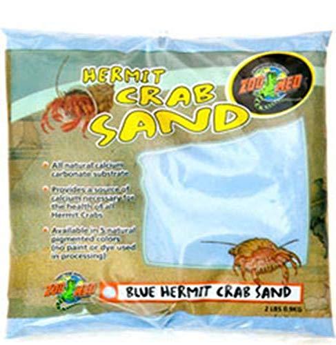 Hermit Crab Sand Blue 2lb