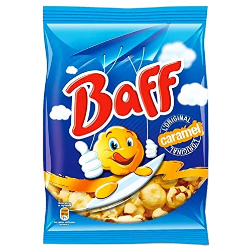 Vico Baff PopCorn Caramel 100g (lot de 10)