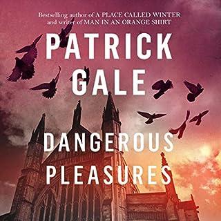 Dangerous Pleasures audiobook cover art