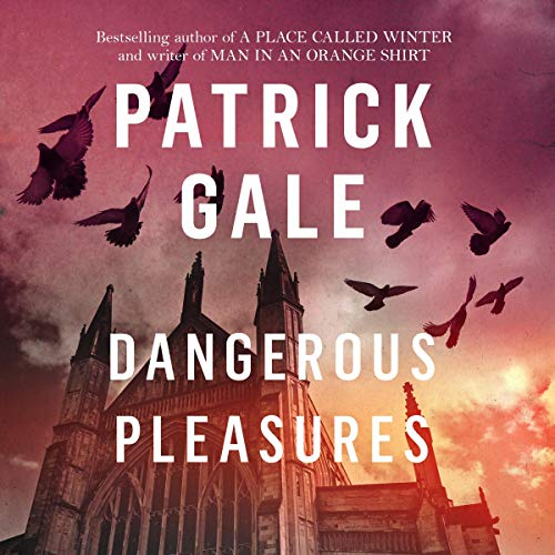 Dangerous Pleasures audiobook cover art