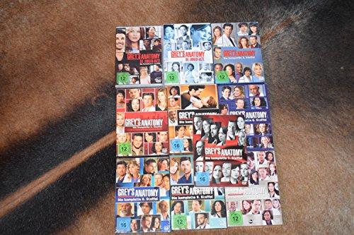 Staffeln 1-10 (59 DVDs)