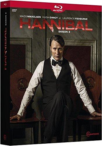 Hannibal Saison 3 [Blu-ray]
