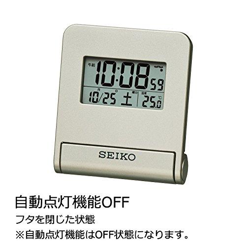 SEIKOCLOCK(セイコークロック)『SEIKO(SQ772G)』