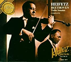 The Heifetz Collection Vol 16