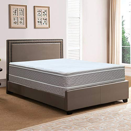 Spring Solution Long Lasting 10' Pillowtop Fully Assembled Orthopedic...