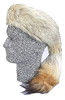 coyote fur hat