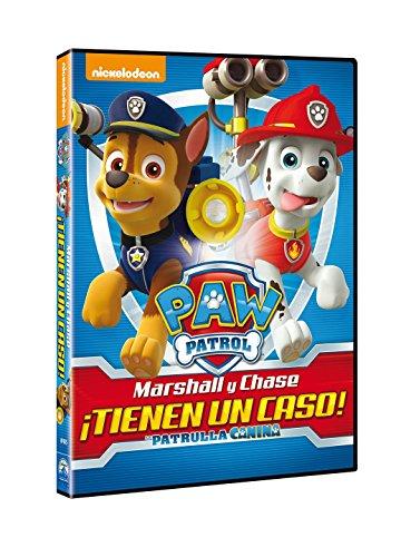 PAW PATROL 02: MARSHALL CHASE TIENEN [DVD]