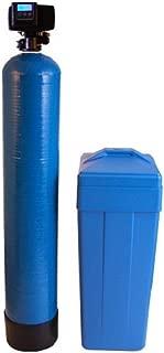AFWFilters Fleck 64k water softener, 64,000 Grains, Blue