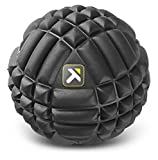 Trigger Point Performance Grid X Massage Ball for Deep Tissue Massage and Exercise Recovery, Black