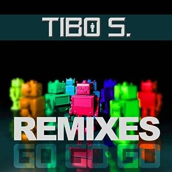Go Go Go (Remixes)