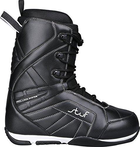 Stuf Pure PRO Boot 2019 Black/White, 40