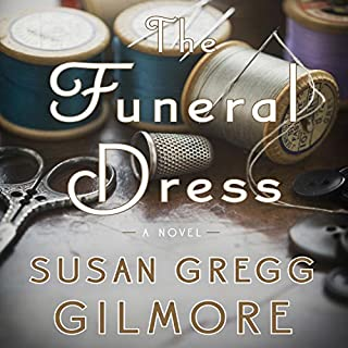 The Funeral Dress audiobook cover art