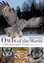 Owls of the World: A Photographic Guide by Mikkola, Heimo (2013) Hardcover