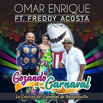 Gozando en Carnaval