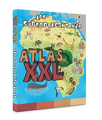 Los superpreguntones. Atlas XXL (Vox - Infantil / Juvenil - Castellano - A Partir De 5/6 Años - Los Superpreguntones)