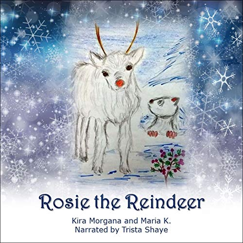Rosie the Reindeer cover art