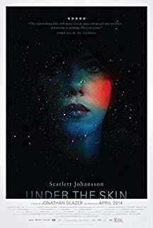 Movie Posters Under The Skin - 27 x 40