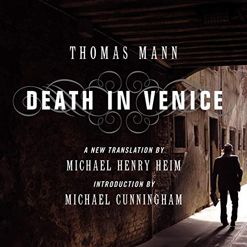 Couverture de Death in Venice