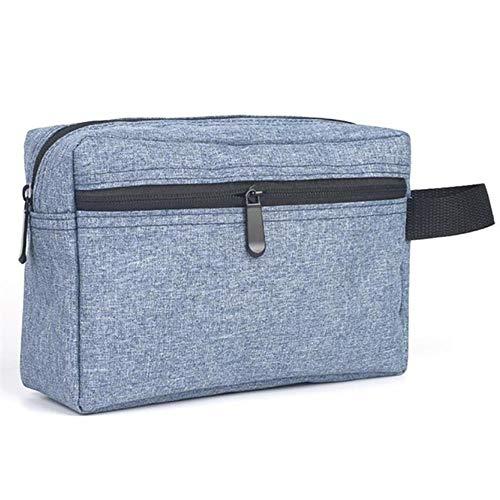 BLO Women Make Up Toiletry Bag Waterproof Makeup Bag Travel Beauty Cosmetic Bag,Blue