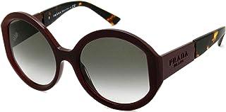 نظارات شمسية من برادا باطار احمر PR 22 XS TBL0A7