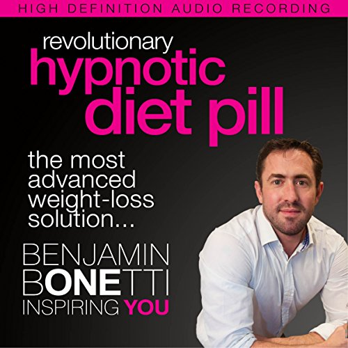 Revolutionary Hypnotic Diet Pill audiobook cover art