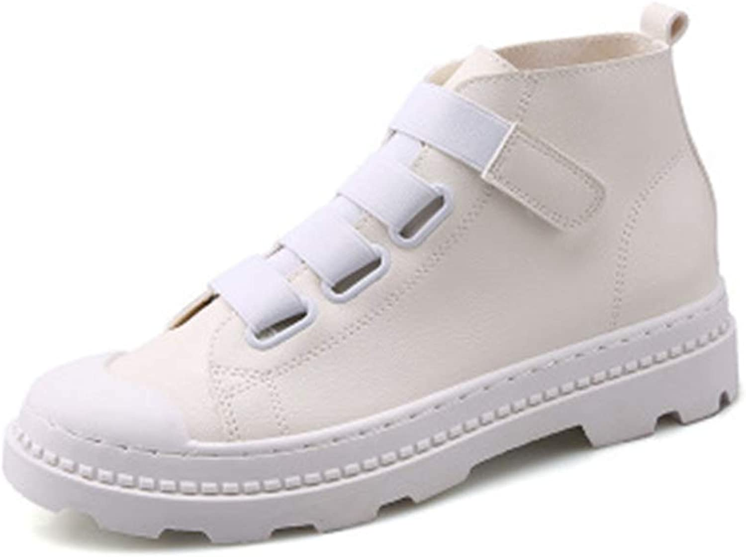 FORTUN Walking shoes high Canvas shoes Sneakers Women's Flat Casual shoes