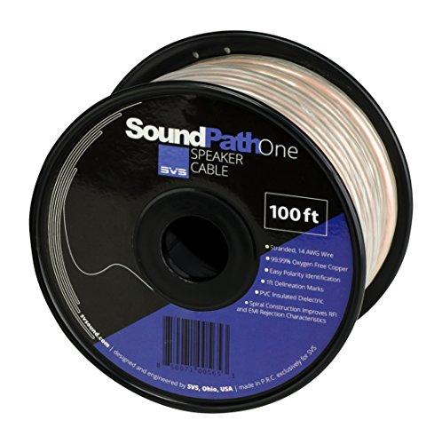 SVS SoundPath One 100 FT Spool 100' Spool SoundPath One