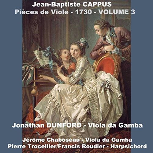Suite in D Major: III. La manon gavotte